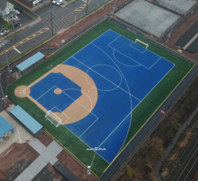 Team FieldTurf Completes Multi-Sport Field at Cypress Park Recreation Complex