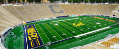 Fresh Start: Cal Bears Head Into 2017 Season with New FieldTurf & New Coach