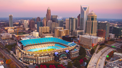 FieldTurf Coming to Bank of America Stadium for Carolina Panthers & Charlotte FC