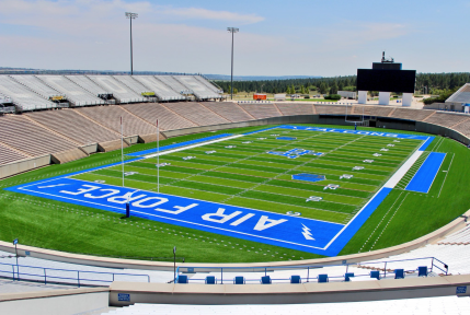 Decade-Long Partnership Strengthened Between Air Force & FieldTurf
