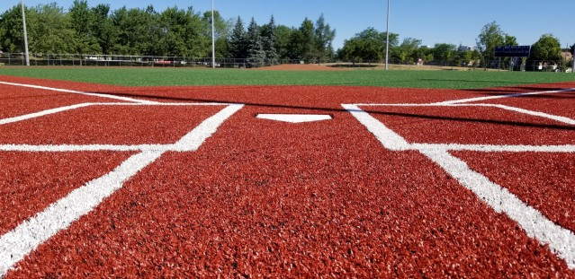 Quebec's First Synthetic Baseball Field