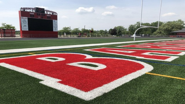 Barrington High School Trusts in FieldTurf Yet Again
