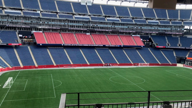 Gillette Stadium Selects FieldTurf, Once Again