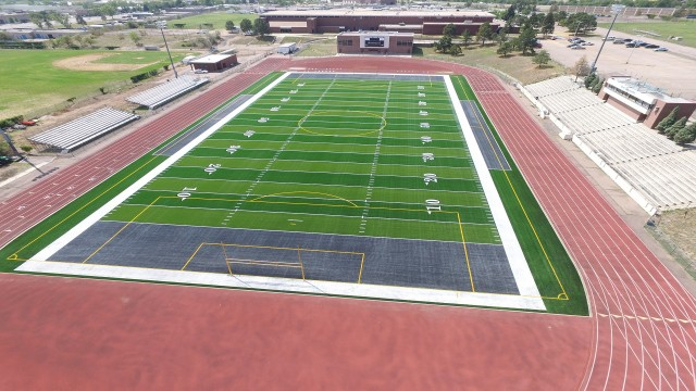 Colorado's Harrison High School Proves Longevity of FieldTurf Surfaces