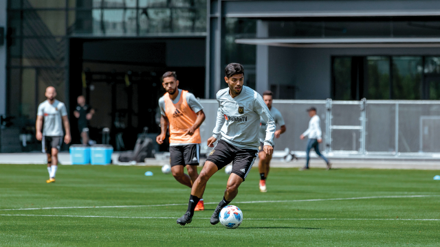 Cal State L.A. Partners With LAFC to Build Elite Training Facility with FieldTurf Surface