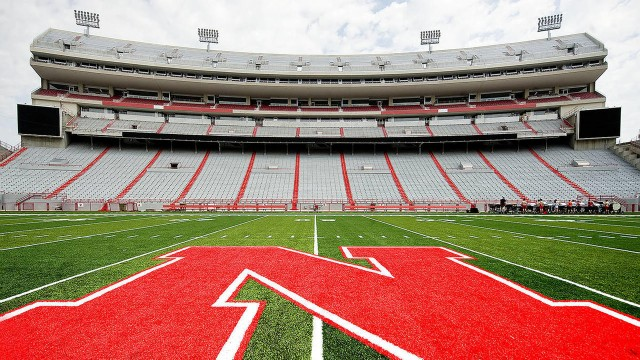 Celebrating 20 Years at Nebraska's Memorial Stadium