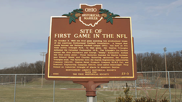 NFL To Celebrate Its 'Original Towns' As Part Of NFL100 Celebration