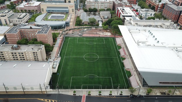 New Era for NJIT Athletics: Highlanders Open Multipurpose Facility