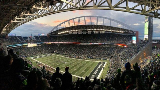 Seahawks and First & Goal, Inc. Announces New FieldTurf surface at CenturyLink Field