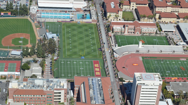 With Two New Installations, USC Becomes All-FieldTurf Campus