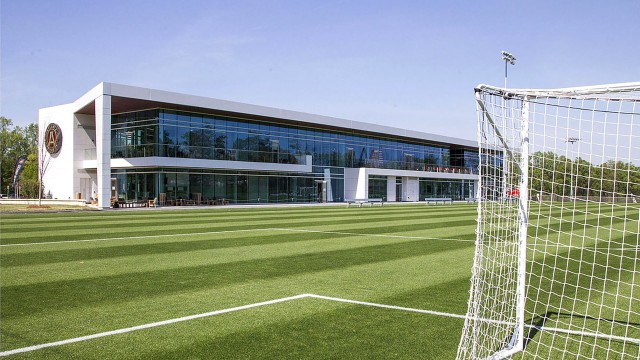 Atlanta United Training Grounds