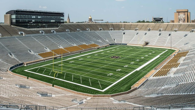 University of Notre Dame - Notre Dame Stadium