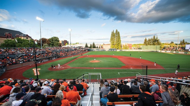 Oregon State University - Goss Stadium at Coleman Field