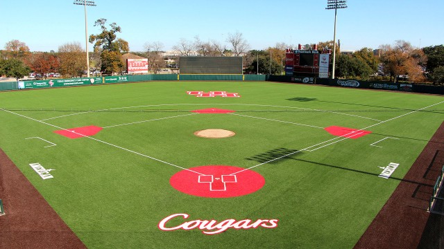 University of Houston - Cougar Baseball Field