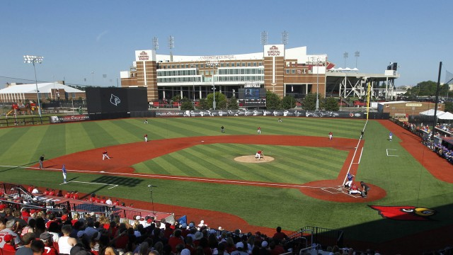 University of Louisville - Patterson Stadium