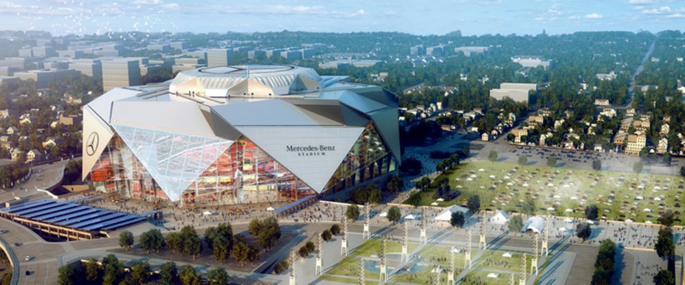 e01a3166 FieldTurf is the Choice at Mercedes-Benz Stadium, The New Home of ...