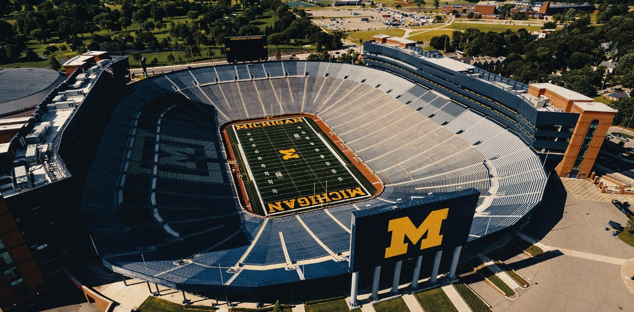 the trusted surface of michigan stadium since 2003 artificial turf companies artificial sports turf supplies fieldturf the trusted surface of michigan stadium