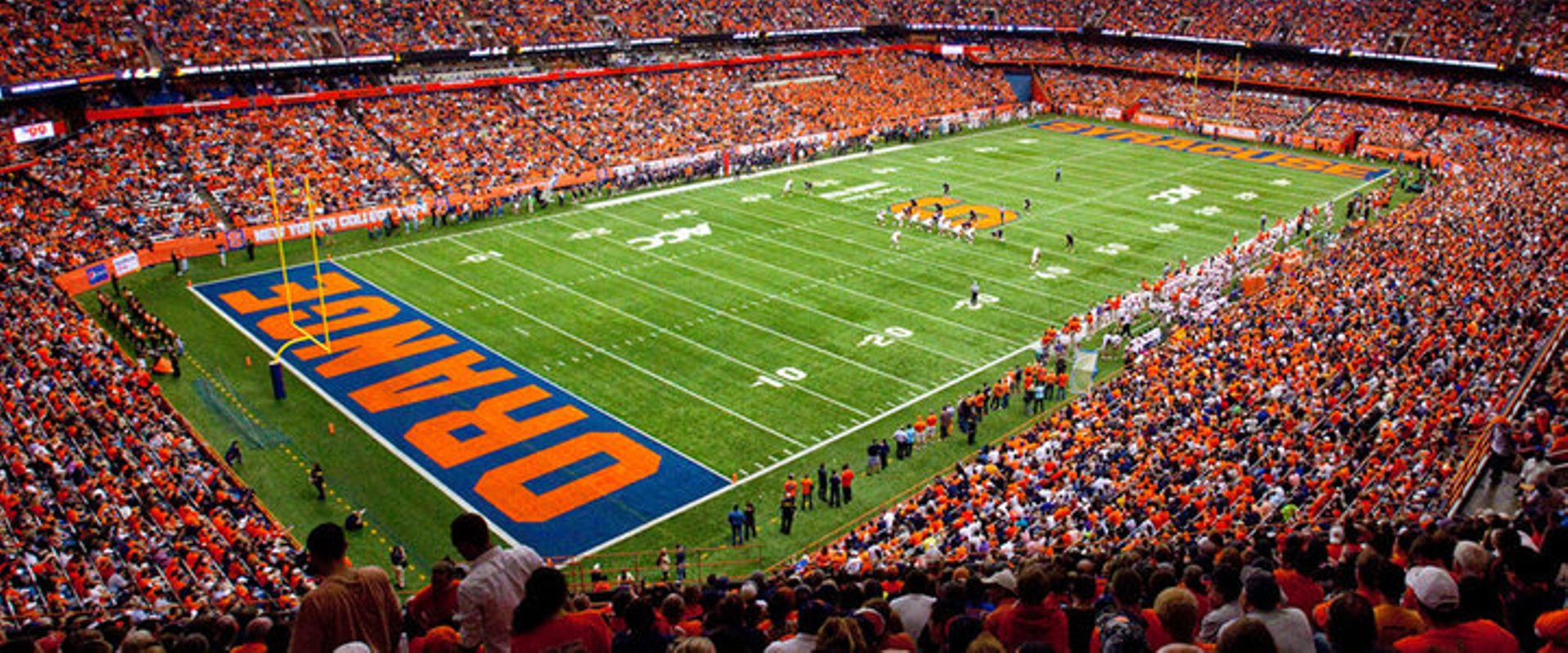 Once Again Syracuse University Places Trust In Fieldturf