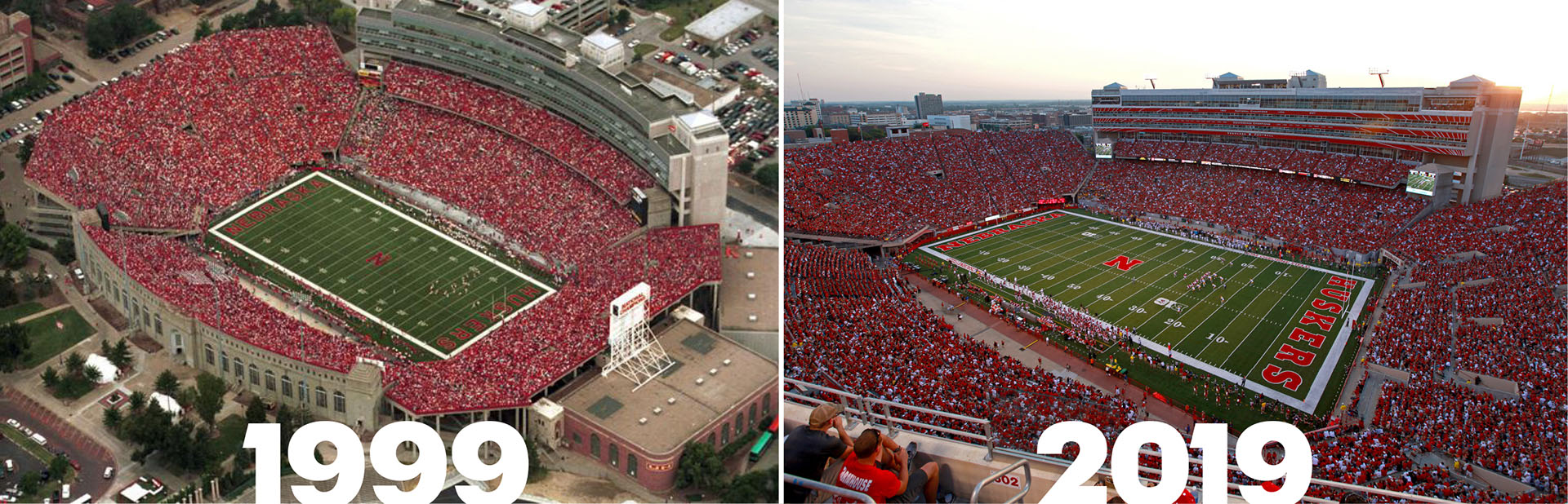 Celebrating 20 Years at Nebraska's Memorial Stadium - FieldTurf